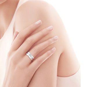 Tiffany&Co 1837 Ring